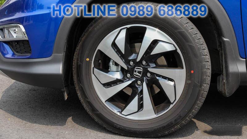 Bánh xe Honda CRV 2015