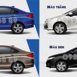 Honda City 2015 chạy 1.000 km giá bao nhiêu?