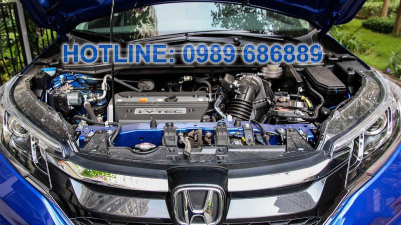 Động cơ hộp số Honda CRV 2015