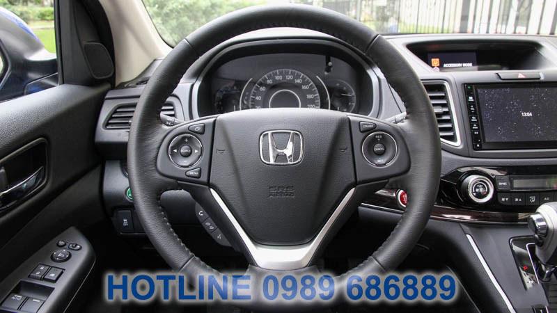 Vô lăng Honda CRV 2015