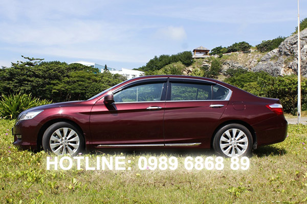 than xe honda accord 2015