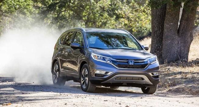 Honda CRV thuộc top xe bán chạy