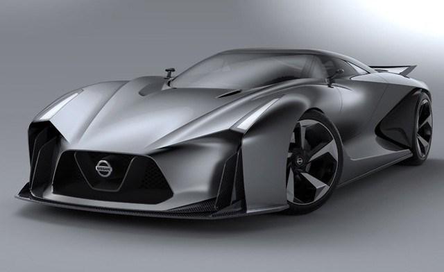 Nissan Vision 2020 Concept