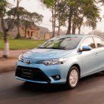 Top 10 ô tô đắt khách nhất Việt Nam nửa đầu 2015
