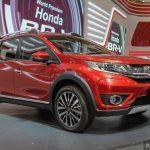 Honda BR-V dùng động cơ 1.5l với City 2015