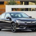 Honda Accord 2016 có giá từ 22.100 USD
