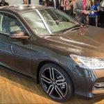 Honda chọn Thung lũng Silicon làm nơi ra mắt Accord 2016