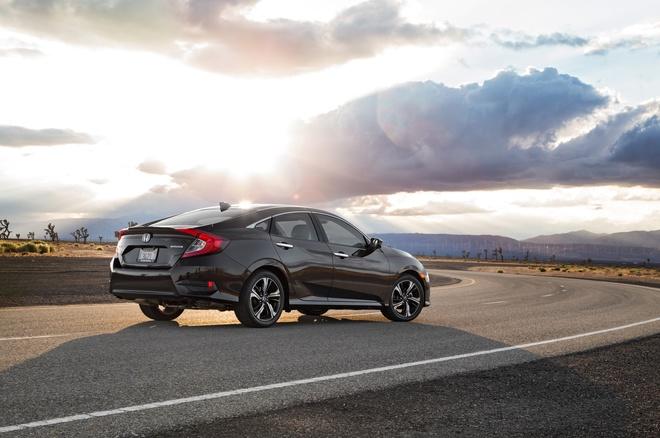 Hinh anh xe Honda Civic 2016