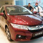 Honda City 2016 chốt giá 604 triệu đồng tại Việt Nam