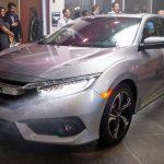 Honda Civic 2016 rò rỉ giá khởi điểm từ 19.475 USD