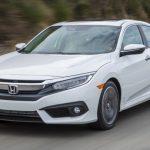 Honda Civic 2016 lắp động cơ tăng áp cỡ nhỏ