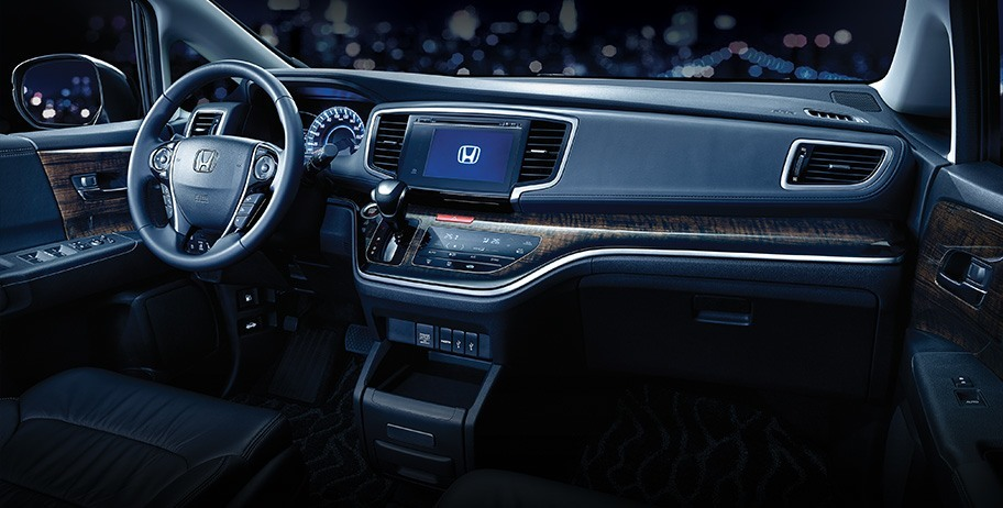 Bang tablo xe Honda Odyssey