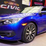 Honda Civic Coupe 2016 đã ra mắt
