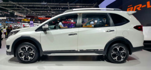 Honda BR-V Modulo nâng cấp crossover gia đình
