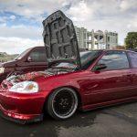 Honda Civic độ phong cách Mỹ