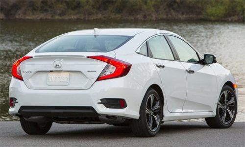 Honda Civic 2016 có giá bán 350 triệu đồng tại Thái Lan