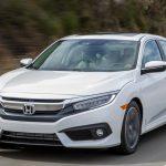 Honda Civic 2016 nhận giải xe của năm