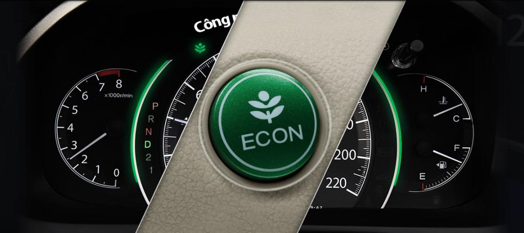 Che do Econ Mode cua Honda CR-V