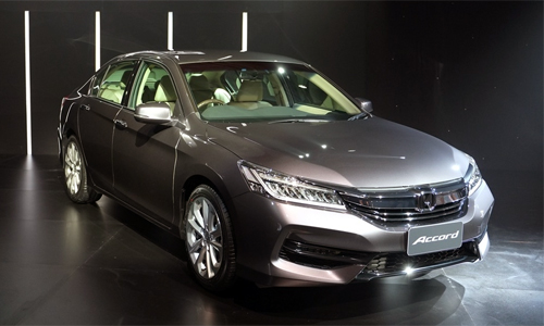 Honda Accord 2016 gia tu 39.000 USD tai Thai Lan