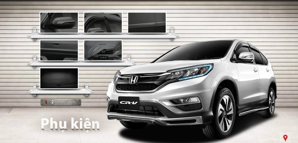 Danh gia xe Honda CRV 2016