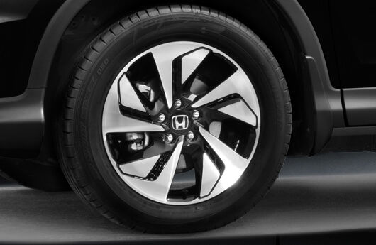 la zang 5 chau cua Honda CRV 2016