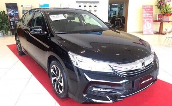 Honda Accord 2016 dau tien ve toi Viet Nam