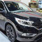 Honda CR-V Black Edition trình làng