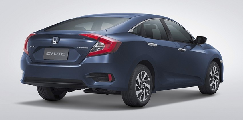 honda civic 2016 tai thai lan