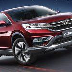 Honda CR-V 2.4 bản cao cấp mới có giá bán 1,178 tỷ đồng