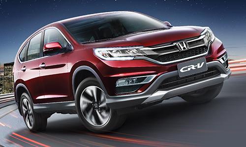 Honda CR-V 2.4 ban cao cap moi co gia 1,178 ty dong