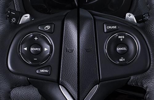 Lay chuyen so Honda CR-V 2.4 moi