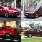 Honda City và Mazda2: Đâu là 'kẻ ngáng đường' thực sự?