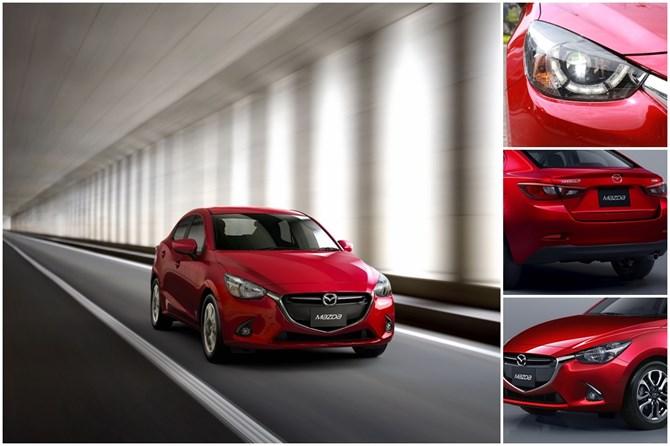 Honda City và Mazda2 Đâu là kẻ ngáng đường thực sự 2