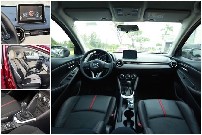 Honda City và Mazda2 Đâu là kẻ ngáng đường thực sự 4