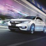 Honda Accord 2016 – chiến binh đam mê và hứng khởi