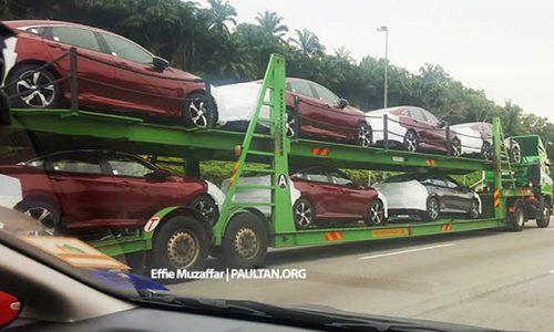 Honda Civic 2016 về đến Malaysia bao giờ về đến Việt Nam