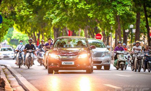Honda City 2016 Không phải dạng vừa