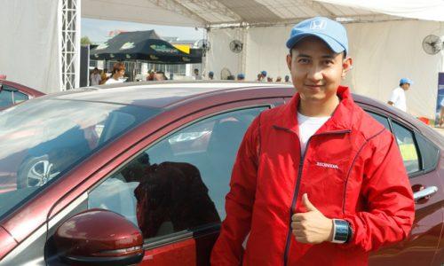 Trải nghiệm vui sướng cầm lái Honda City 2016
