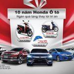 Honda Việt Nam tri ân đặc biệt các khách hàng