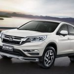 Honda CR-V phiên bản đặc biệt giá từ 40.700 USD