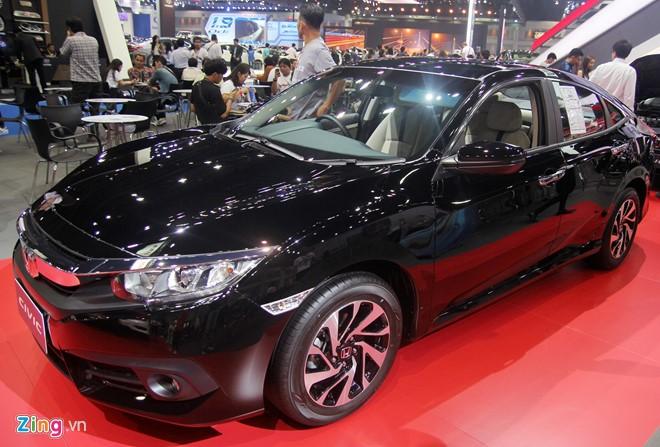 Honda Civic 2016 - Mẫu xe đáng chờ đợi sắp ra mắt tại Việt Nam