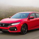 Honda Civic hatchback 2017 giá từ 19.700 USD tại Mỹ