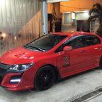 Xưởng Việt độ xe Honda Civic phong cách Acura NSX