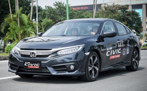 Động cơ Honda Civic mới có gì khác thế hệ cũ?