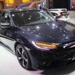 Ảnh thực tế Honda Civic thế hệ mới đầu tiên ở Việt Nam