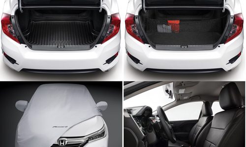 Honda Việt Nam giảm giá bộ phụ kiện Modulo