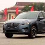 Mazda CX-5 2016 - cuộc chiến với Honda CR-V tại Việt Nam