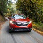 Honda CR-V 2017 thay đổi từ trong ra ngoài