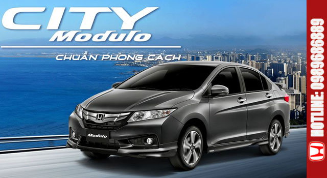 Honda city 2017 Modulo