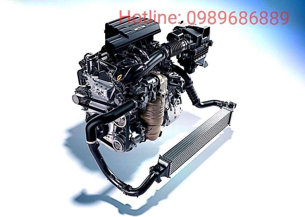 Động cơ Honda CRV 2017
